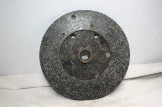 DISQUE D'EMBRAYAGE 8 CANNELURES 215mm FERODO...CITROEN  TYPE H 1TRACTION 15/6