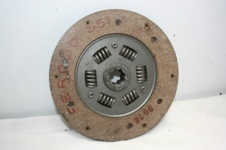 DISQUE D'EMBRAYAGE 8 CANNELURES D/187,5mm FERODO...CITROEN TRACTION 11CV 1940/46