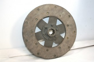 DISQUE D'EMBRAYAGE 10 CANNELURES D/248mm HERSOT...CITROEN TYPE 32 3200kg