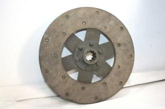 DISQUE D'EMBRAYAGE 10 CANNELURES D/248mm HERSOT...CITROEN TYPE 32 3200kg