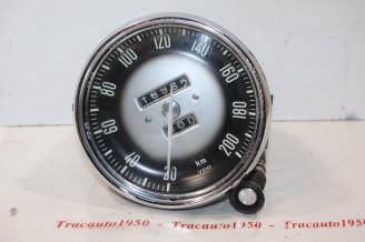 COMPTEUR DE VITESSE ET KM VDO 6V...BMW NK 1500 1600 1800