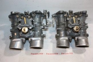 DOUBLE CARBURATEURS SOLEX 40 PHH...BMW 1600/2002 Ti NSU TTS