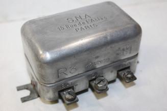 REGULATEUR SNA R3 S61 12V POUR DYNAMO...AUTOS ANCIENNES DIVERS