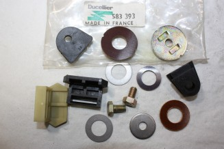 KIT DE PIECES DE REPARATION 583393 POUR DEMARREUR DUCELLIER...AUTOS DIV