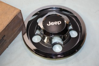 ENJOLIVEUR DE ROUE JEEP D/190mm...JEEP WRANGLER 1986-1996