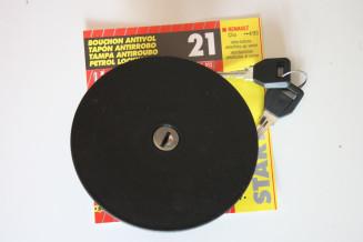 "BOUCHON D""ESSENCE ANTIVOL A CLEFS N° 21 NEUF ... RENAULT CLIO AVANT 04/1993..."