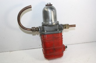 POMPE A ESSENCE ELECTRIQUE AUTOPULSE 6V MODELE 500...PORSCHE 356 550