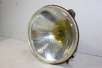OPTIQUE DE PHARE CIBIE 200 D/150mm...RENAULT R4 4L DAUPHINE 4CV R8 ESTAFETTE