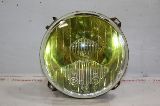 OPTIQUE DE PHARE CIBIE ABTP 502 D/150mm...RENAULT 4CV R8 JUVA CITROEN PANHARD