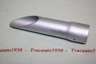 TUBE EMBOUT D'ECHAPPEMENT L/150mm...AUTOS DIVERS