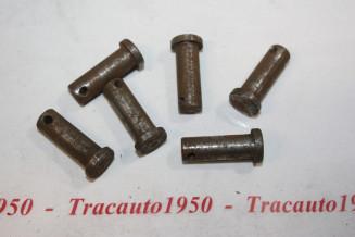 LOT DE 6 AXES DE LINGUET DE DEBRAYAGE L/32,7mm CITROEN 113508...CITROEN 10CV B12 B14 C4 ROSALIE