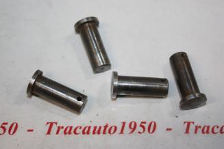 LOT DE 4 AXES DE LINGUET DE DEBRAYAGE L/29mm CITROEN 113506...CITROEN 10CV B12 B14 C4 ROSALIE