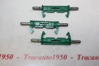 LOT DE 3 FUSIBLES RKG 10 AMPERES L/67mm...SIMCA UNIC DIVERS
