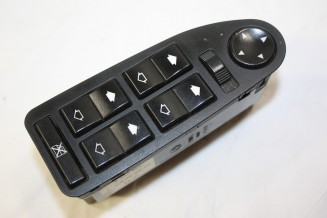 BOITIER DE COMMANDE ELECTRIQUE DES VITRES / RETROVISEURS...BMW SERIE 5 E39 520 525 530 535