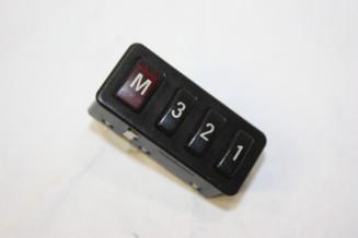 INTERRUPTEUR / BOUTON MEMOIRE SIEGE ELECTRIQUE...BMW SERIE 5 E39 520 525 530 535