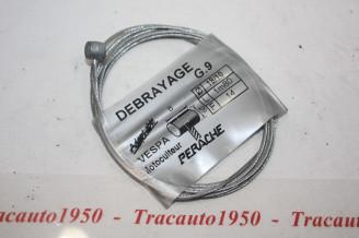 CABLE DE DEBRAYAGE PERRACHE G9 L/1800mm...VELOMOTEURS MOTOS