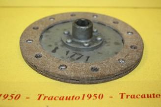 DISQUE D'EMBRAYAGE JED S1771 6 Cannelures D/140mm...FIAT 500D