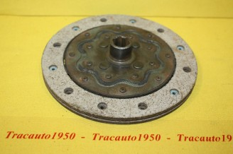 DISQUE D'EMBRAYAGE NAFRA 1720 6 Cannelures D/155mm...FIAT 500 B/C TOPOLINO