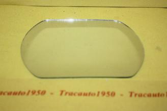 GLACE DE RECHANGE DE RETROVISEUR 150x110mm...AUTOS ANCIENNES DIVERS