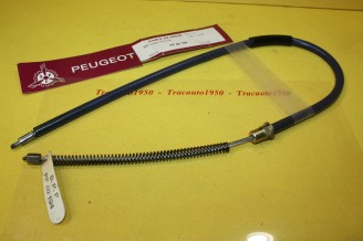 CABLE DE FREIN GAUCHE SPF PF60194 L/715mm...PEUGEOT 204 COUPE/CAB 1966/1969