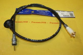 CABLE DE COMPTEUR M. LECOY 792021 L/1040mm...SIMCA TALBOT 1100 1973/79