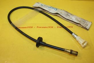 CABLE DE COMPTEUR VEGLIA 0092334 L/650mm...RENAULT R14  VOIR DESCRIPTIF