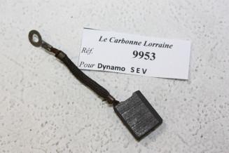 CHARBON 9953 POUR DYNAMOS SEV...AUTOS AVANT GUERRE voir descriptif