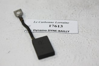 CHARBONS 17613 POUR DYNAMOS DYNE-BAILLY...POUR TALBOT DELAHAYE DELAGE CHENARD