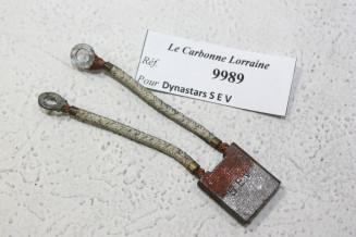 CHARBONS 9989 POUR DYNASTARS SEV...POUR AUTOS ANCIENNES RENAULT PEUGEOT