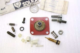 KIT DE REPARATION DE CARBURATEUR SOLEX 32/35 SEIEA 2/3...PEUGEOT 504 11CV