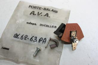 PORTE BALAIS 611194  POUR ALTERNATEUR DUCELLIER 12V...2CV AMI8 DYANE MEHARI