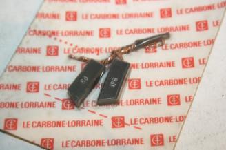 CHARBONS PX 55-56 POUR ALTERNATEUR12V PARIS RHONE...CAMIONS SAVIEM BERLIET