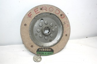 DISQUE D'EMBRAYAGE 8 CANNELURES D/181,5mm FERODO...CITROEN TRACTION 15/6 PVL6