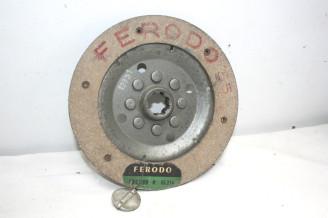 DISQUE D'EMBRAYAGE 8 CANNELURES D/181,5mm FERODO...CITROEN TRACTION 15/6 PVL6