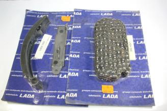 KIT TENDEUR + CHAINE DE DISTRIBUTION LADA...POUR LADA 1500 1600 berline break