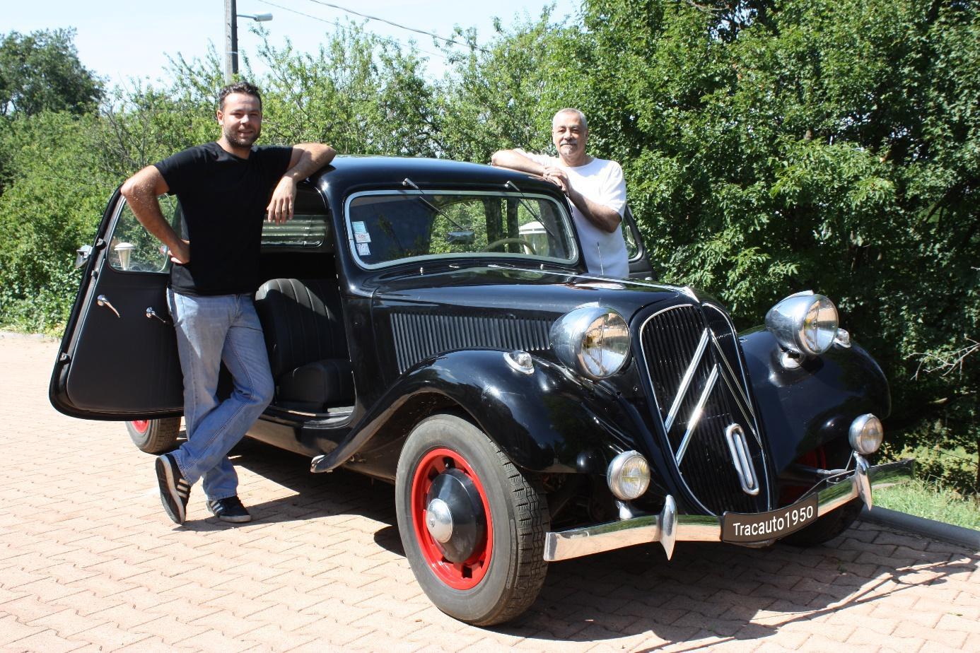 pièces détachées voitures anciennes
